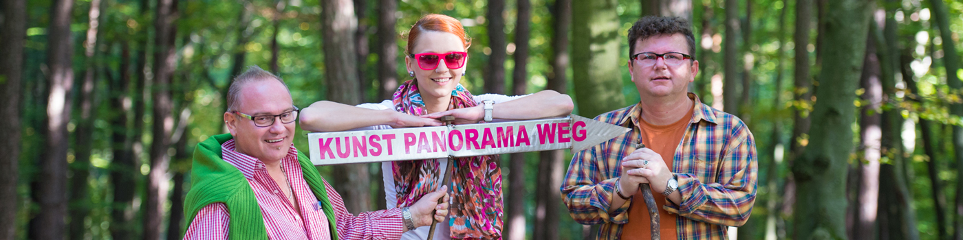 Kunst <strong>Panorama </strong> Weg </strong>